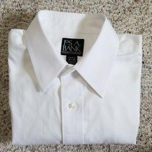 NWOT-Jos. A. Bank, Travelers Collection Shirt